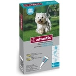 Advantix Spot On pro psy 4-10kg (1ml)